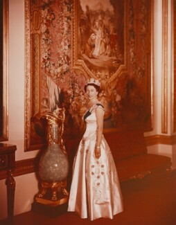 Queen Elizabeth II, by Cecil Beaton - NPG P1474