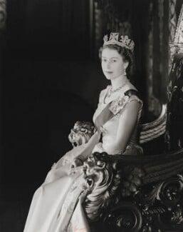 Queen Elizabeth II, by Cecil Beaton - NPG P1475