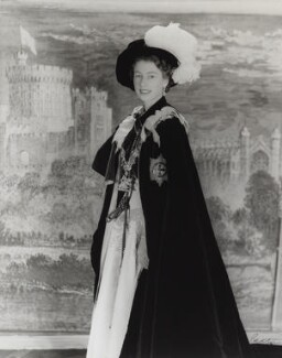 Queen Elizabeth II, by Cecil Beaton - NPG P1476