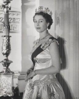 Queen Elizabeth II, by Cecil Beaton - NPG P1478