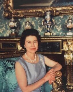 Queen Elizabeth II, by Cecil Beaton - NPG P1487