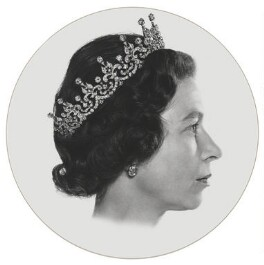 Queen Elizabeth II, by Anthony Buckley, 1962 - NPG  - © estate of Kenneth Hughes / National Portrait Gallery, London; On loan from American Friends of the National Portrait Gallery (London) Foundation, Inc.: Gift of Mr. Ford Hill.