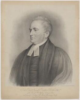 Josiah Pratt, by and published by J.M. Johnson, after  Eden Upton Eddis - NPG D40485