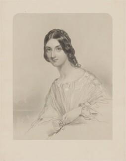 Louisa Lenox Yelverton (née Prendergast), by Joseph Brown, after  John Hayter - NPG D40489