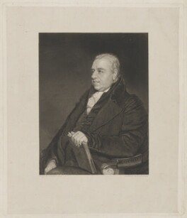 W.B. Salmon, by William Camden Edwards, after  Thomas Phillips - NPG D40043