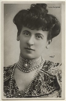 Louise Balthy, by Léopold Emile Reutlinger - NPG Ax160165