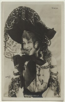 Mariette Sully, by Léopold Emile Reutlinger - NPG Ax160166