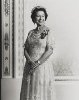 Queen Elizabeth II, by Yousuf Karsh - NPG P1569