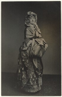 Ellen Terry as Letitia Hardy in 'The Belle's Strategem', by Window & Grove - NPG Ax160173