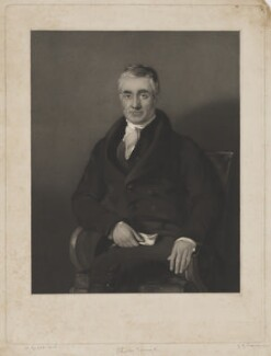 Charles Tennant, by John George Murray, after  Andrew Geddes - NPG D40516