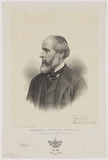 Sir Charles Clow Tennant, 1st Bt, by and published by J.W. Watt, 1880 - NPG D40518 - © National Portrait Gallery, London