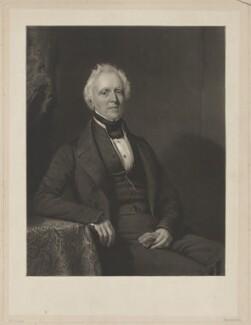 J. Sanford, after John Hollins - NPG D40551
