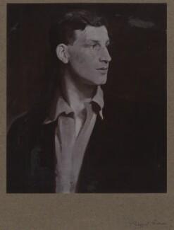 Siegfried Sassoon, by William Edward Gray, after  Glyn Warren Philpot - NPG D40553