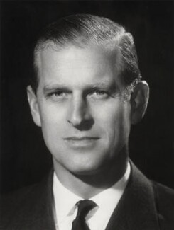 Prince Philip, Duke of Edinburgh, by Baron Studios - NPG x134728
