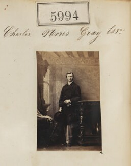 Charles Norris Gray, by Camille Silvy - NPG Ax55949