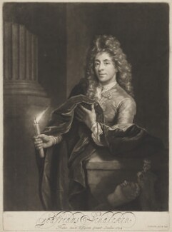 Godfried Schalcken, by and published by John Smith, after  Godfried Schalcken - NPG D40565