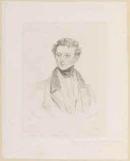 Benjamin Schlick, by Frederick Christian Lewis Sr, after  Gilbert Stuart Newton - NPG D40574