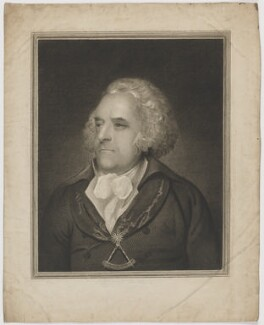William Preston, by James Thomson (Thompson), after  Samuel Drummond - NPG D40494