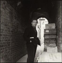Bernard Kops, by Ida Kar, 1957-1958 - NPG  - © National Portrait Gallery, London