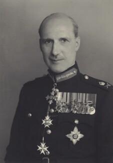 Sir Reginald Francis Stewart Denning, by Walter Stoneman - NPG x167088