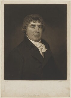 Benjamin Price, by Henry Meyer, after  George Keith Ralph - NPG D40496