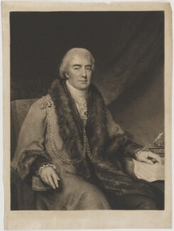 Sir Charles Price, Bt, by Charles Turner, after  Richard Carruthers - NPG D40497
