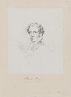 Sir Robert Price, Bt, by Richard James Lane, after  Joseph Slater - NPG D40747