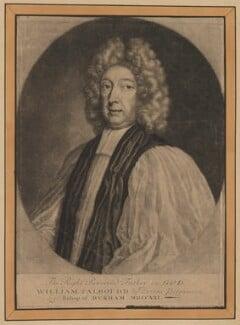 William Talbot, published by Thomas Taylor, after  Sir Godfrey Kneller, Bt - NPG D40804