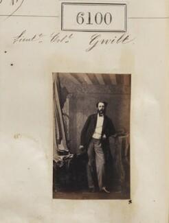 John Gwilt, by Camille Silvy - NPG Ax56046