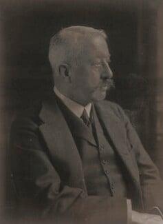 Victor Christian William Cavendish, 9th Duke of Devonshire, by Walter Stoneman - NPG x167120