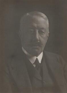 Victor Christian William Cavendish, 9th Duke of Devonshire, by Walter Stoneman - NPG x167121