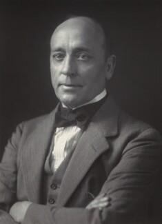 Sir William Reid Dick, by Walter Stoneman - NPG x167133