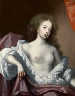 Eleanor ('Nell') Gwyn, attributed to Simon Verelst, circa 1670 - NPG L248 - Photograph: © National Portrait Gallery, London
