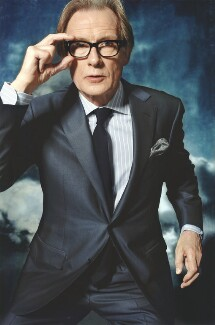 Bill Nighy, by John Swannell - NPG x134775