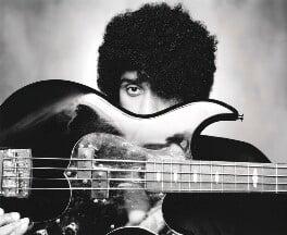 Philip ('Phil') Lynott, by John Swannell - NPG x134777