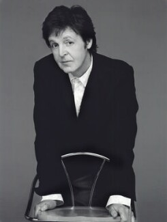Paul McCartney, by John Swannell, 2007 - NPG x134778 - © John Swannell / Camera Press