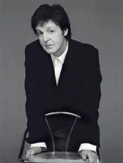 Paul McCartney, by John Swannell, 2007 - NPG x134778 - © John Swannell / Camera Press