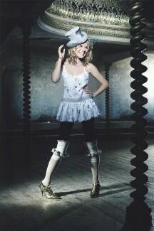 Sienna Miller, by John Swannell - NPG x134780
