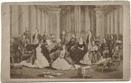 The Birmingham Musical Festival of 1867, by Henry Joseph Whitlock - NPG x134785