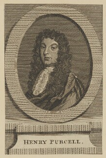 Henry Purcell, after Unknown artist, mid 18th century - NPG D40771 - © National Portrait Gallery, London