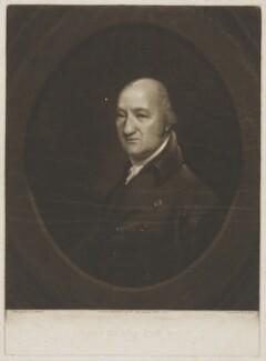 Henry James Pye, by John Barton Pym, after  Samuel James Arnold - NPG D40777