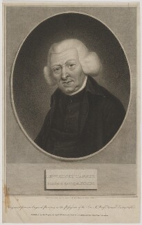 Henry Tanner, by Edward Scriven, published by  John Suffield, after  Unknown artist - NPG D40816
