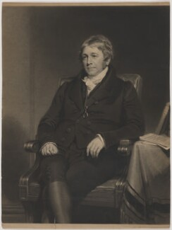 James Tate, by Samuel Cousins, after  Henry William Pickersgill - NPG D40819