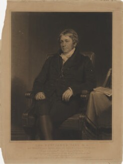 James Tate, by Samuel Cousins, after  Henry William Pickersgill - NPG D40820