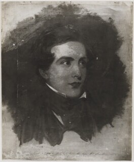 Charles Swain, after William Bradley - NPG D40786