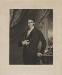 Thomas Sydenham, by Frederick Bromley, published by  Henry Graves & Co, after  William Owen, and after  John Hayes - NPG D40798