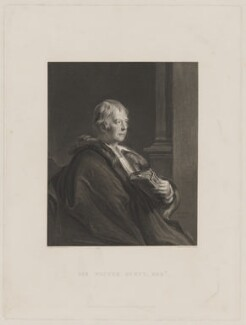 Sir Walter Scott, 1st Bt, by Edward A. Smith, published by  Moon, Boys & Graves, after  Sir David Wilkie - NPG D40614