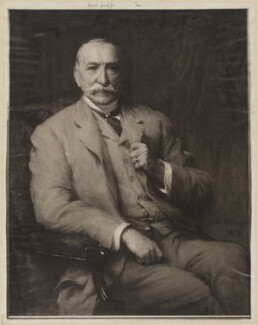 John Sykes, after Walter William Ouless - NPG D40888