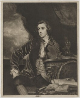 Francis Russell, Marquess of Tavistock, by James Watson, published by  John Boydell, after  Sir Joshua Reynolds - NPG D40826