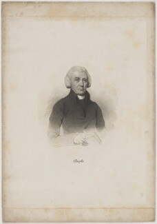 Thomas Tayler, after Unknown artist - NPG D40833